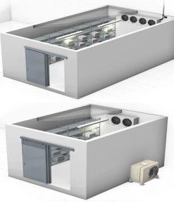 Bộ điều khiển kho lạnh – Carel Thermostat