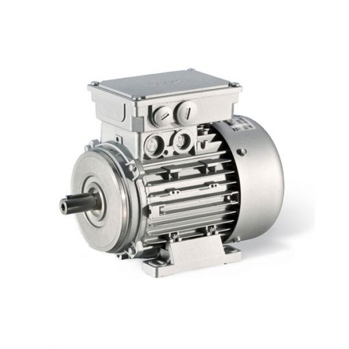 Inverter-optimised-MF-AC-motors
